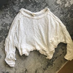 Free People Knit Top Sweater